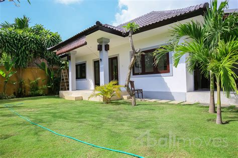 Two Bedroom House With Beautiful Garden Sanurs Local