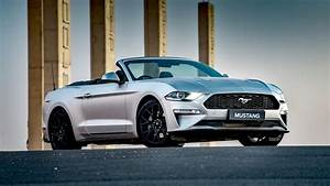Ford Mustang EcoBoost Convertible 2019 5K 2 Wallpaper | HD ...