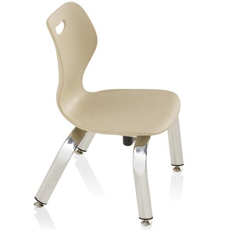 ki intellect wave 4 leg stack chair 10 quot h iw410