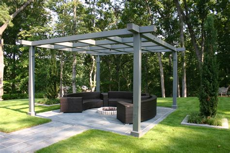 pergola landscaping ideas pergola designs landscape traditional with ground cover garden