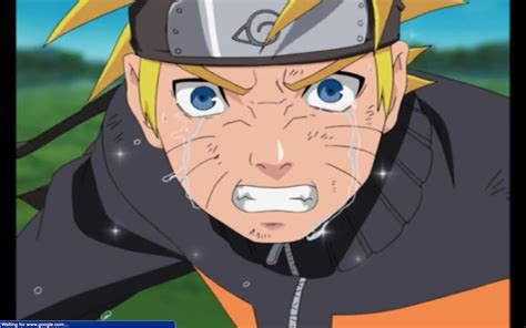 When Naruto Crys I Cry Along With Him Naruto Crying