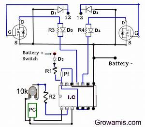 Dual Lite Inverter Wiring Diagram Sample