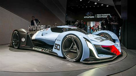 hyundai supercar concept has hyundai made the wildest vision gt concept yet top gear