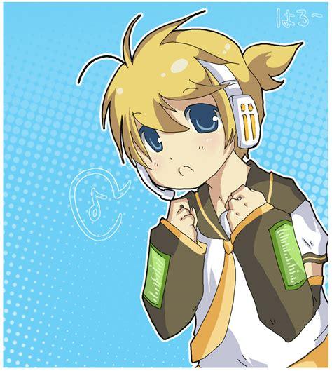 Cosplay Gerald Avendano As Kagamine Len Of Vocaloid