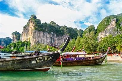 Thailand Travel Cost Trip Railay Hotspot Per