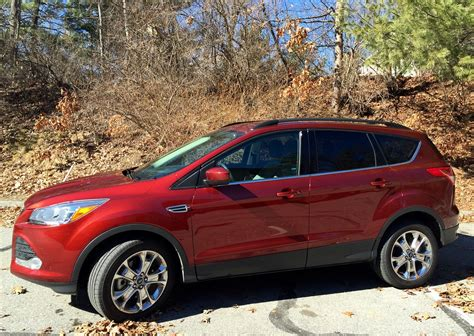 2016 Ford Escape Se by Post Review 2016 Ford Escape Se Fwd Be Practical