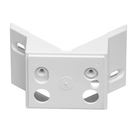 steinel l onderdelen hoekwandhouder ewh 02 wit toebehoren onderdelen steinel