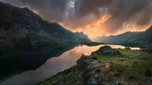 Valle De Lago - Asturias, Spain HD Wallpaper Wallpaper