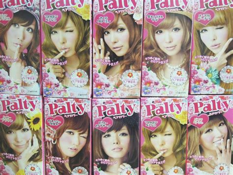 Dariya Palty Trendy Hair Color Dye Dying Kit Japan Ebay