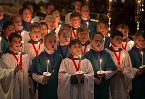 Christmas Carol Concerts in Ancient English Cathedrals