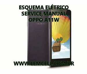 Esquema El U00e9trico Smartphone Celular Oppo Joy 3 A11w Manual