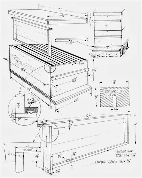 bee box plans  honey company