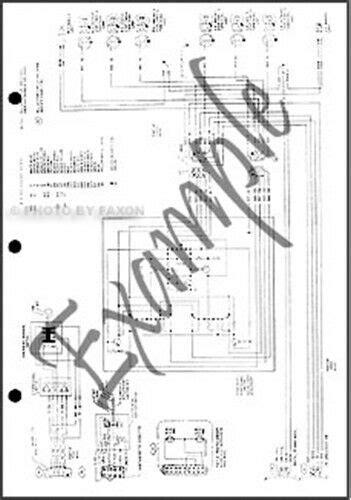 Ford Econoline Van Wiring Diagram
