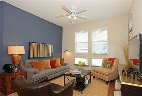 livingroom walls 15 living rooms with eye popping accent walls