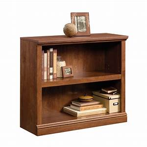 sauder, 2, shelf, bookcase, multiple, colors