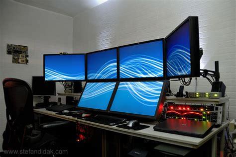 ordinateur de bureau hp windows 7 productivity multi monitor usage user