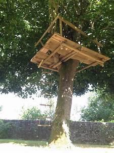 Comment Construire Une Cabane à écureuil : construire une cabane iii dans les arbres toysfab ~ Melissatoandfro.com Idées de Décoration
