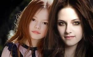 Bella and Renesmee Cullen by AliceCullen88 on DeviantArt