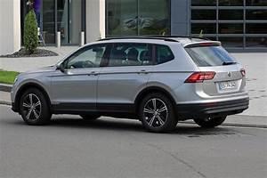 Volkswagen Tiguan 7 Places : spyshots tiguan xl 2017 le tiguan 7 places d couvert photo 2 l 39 argus ~ Medecine-chirurgie-esthetiques.com Avis de Voitures