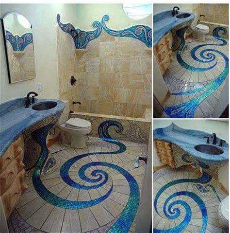 diy bathroom flooring ideas 15 fascinating diy floor ideas for indoors and outdoors