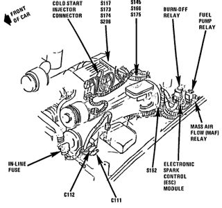 Solved How Find Fuel Pump Relay For Pontiac