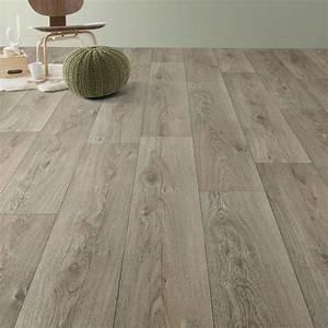 Revetement Sol Vinyle Clipsable : sol pvc berlin grey premium textile l 4 m leroy merlin ~ Premium-room.com Idées de Décoration