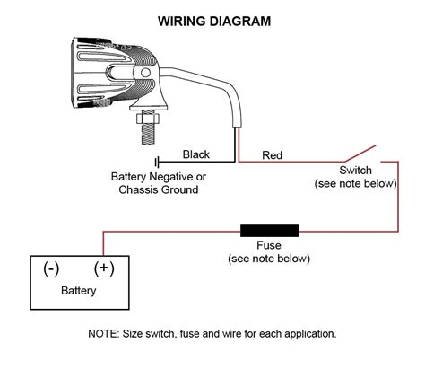 Led Switch Wiring Diagram by How Do You Wire Led Lights Wiring Diagram And Fuse Box