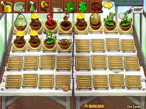 plants vs zombies zen garden image zen garden png plants vs zombies wiki the free