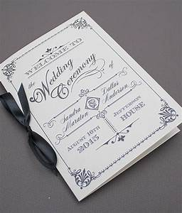Best 25 wedding program templates ideas on pinterest for Wedding program booklet template free