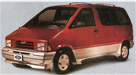 how make cars 1996 ford aerostar on board diagnostic system 1996 ford aerostar specifications car specs auto123