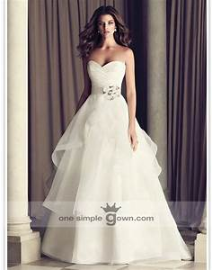 strapless ruching ball gown floor length tulle wedding With ruching wedding dresses