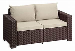 Lounge Möbel 2 Sitzer : allibert lounge sofa california 2 sitzer m bel24 ~ Bigdaddyawards.com Haus und Dekorationen