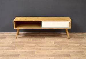 Meuble Tv Vintage Scandinave : meuble tv scandinave vintage bricolage maison et d coration ~ Teatrodelosmanantiales.com Idées de Décoration