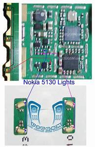 Nokia 5130 Keypad Light Ways Problem Solution Jumpers
