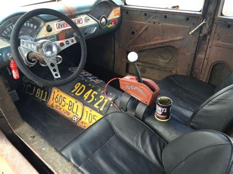 ford  chevy custom dash hot rat street rod