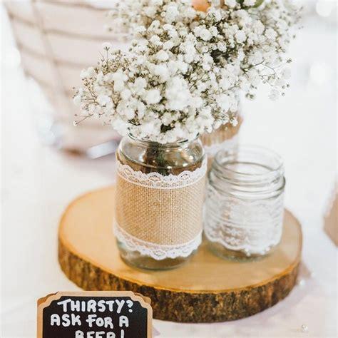 1pc DIY Wooden Crafts Log Sheet Vintage Wood Wedding table