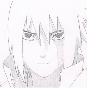Sasuke Uchiha - Sketch by nachomaan on DeviantArt