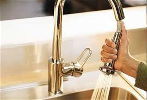Water Ionizer Installation for Pull Out Faucets
