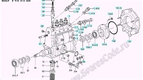 fuel injection pump zexel