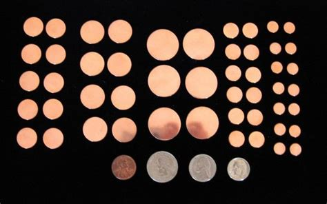 Copper Blank Disc Variety Pack Round Circle Tag Charms Hand Celtic Bear Jewelry Shop Dublin Seattle Dog Knot Box Evil Eye Bracelet Tiffany's V Ring Real Silver