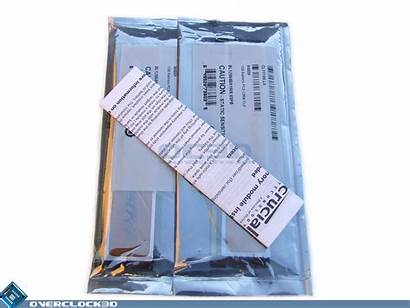 Ballistix Crucial Pc3 Packaging Ddr3 2gb Kit