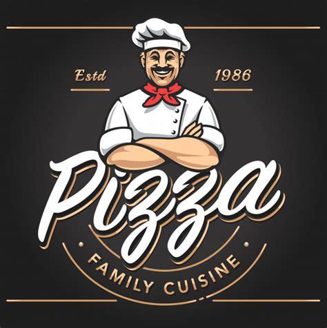 cuisine kawaii pizza logo vectors photos and psd files free