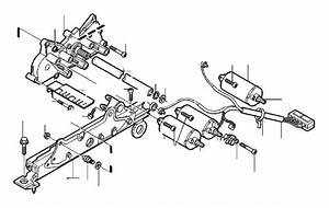 Volvo V70 Wiring Harness  Subframe For Seat  Electrical