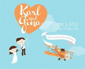 20 beautiful wedding invitation website designs hongkiat With funny animated wedding invitations