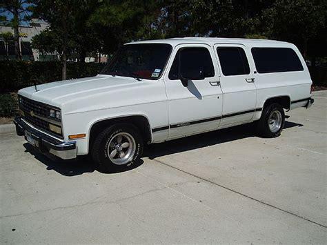 1991 Chevrolet Suburban For Sale Houston, Texas