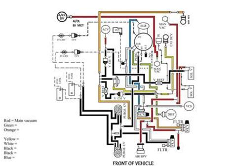 2004 Ford F 150 Vacuum Diagram by Solved Vacuum Diagram For A 1988 Ford F150 5 0 Fixya