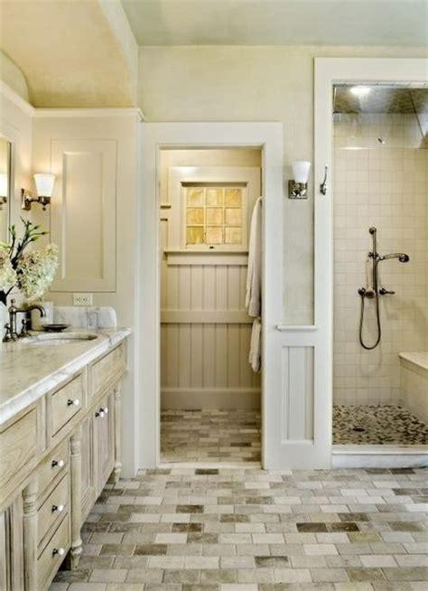 バスルーム インテリア実例 アンティーク カントリー シャビーシック bathroom country