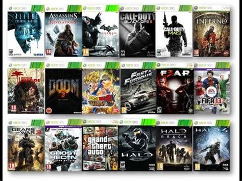 Hay juegos de shooters, estrategia, de rol multijugador masivos en línea (mmorpg) de fantasía y muchos más. Descargar juegos para XBOX 360 flasheada/chispeada 2015 ...