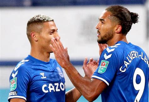 Richarlison missed everton's best chance of the first half when he fired. I'm Hungry To Give Everton Fans Success They Deserve Says ...