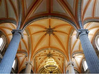 Architecture Cathedral Romanesque Gothic Neo Cloudair Dynamics